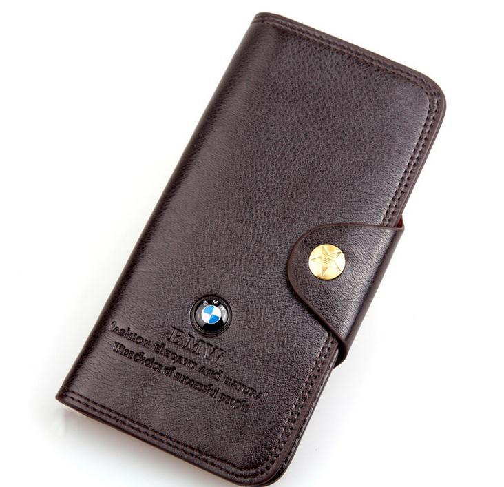 2017 men famous brand business leather long designer font b wallets b font for mens purse