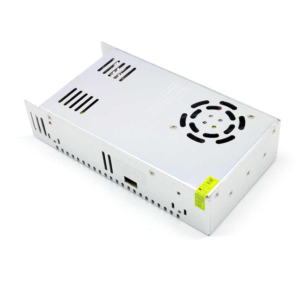 Entrada de CA 110/220V por interruptor a CC constante 5V 70A 350W pantalla Led fuente de alimentación del transformador profesional