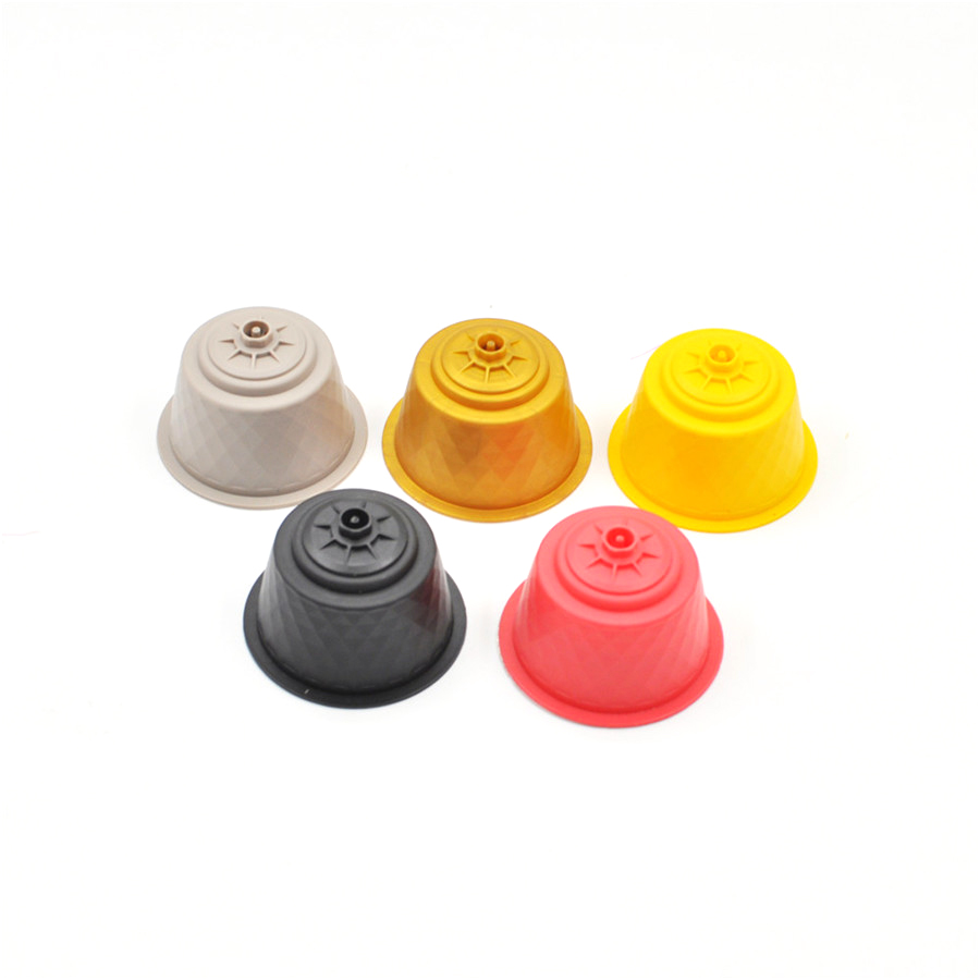 Dolce Gusto Coffee Capsule Top Sealer Manual Heat Seal Machine Semi-automatic Sealing System Helpful Tools for Coffee Tea Maker