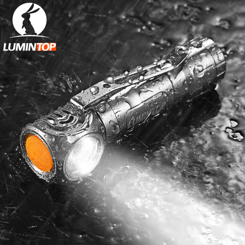 купить LUMINTOP  HLAAA  Mini Portable Multifunction Flashlight One Switch Operation  with  Magnetic Tail Cap  Powered by AAA Battery недорого