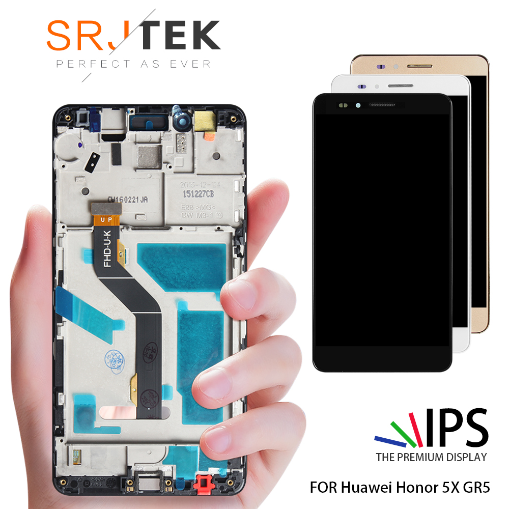 2GB Version 5.5 FHD Display For HUAWEI GR5 LCD Display Screen For HUAWEI Honor 5X LCD Touch Screen Digitizer Replacement Parts2GB Version 5.5 FHD Display For HUAWEI GR5 LCD Display Screen For HUAWEI Honor 5X LCD Touch Screen Digitizer Replacement Parts