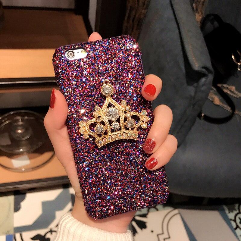 Dower Me New Luxury Fashion Bling Sparkling Glitter
