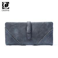 Women Wallet PU Leather Women S Purse Ladies Long Wallet Clutch High Capacity Card Holder With