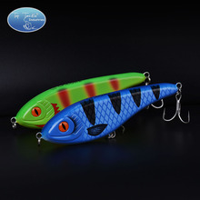 Free shipping High-quality fishing lure Jerk bait  Fishing lures 150mm 76.5g