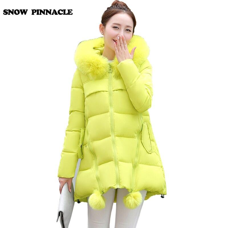 PINÁCULO de NIEVE mujeres chaqueta de Invierno Cálido abrigo chaqueta acolchada