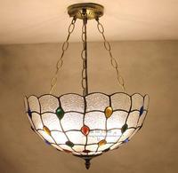 lightAmerican country dinner lamp pendant light anti retro kitchen lamp bedroom lamp aisle DF77
