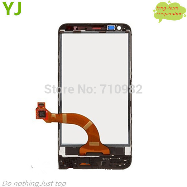 HK free 100% Tested OEM For Nokia Lumia 620 Digitizer Touch Screen with Front Housing
