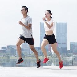Xiaomi Mijia inteligentne buty do biegania 21 k inteligentny chip tłumienie światła oddychająca inteligentny na świeżym powietrzu buty sportowe dla człowieka kobieta 3