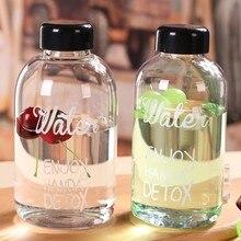1000 мл большая емкость портативная герметичная велосипедная бутылка для воды креативная с буквами пластиковый чайник хорошего качества с сумкой