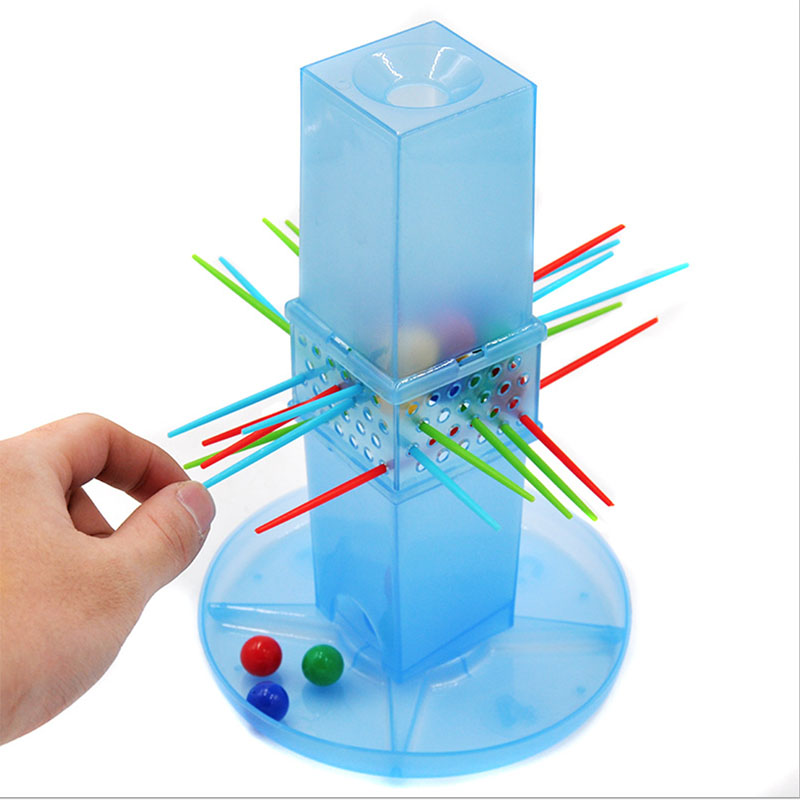 Children's Toys Game Desktop Toy Pull Stick Toy Multiplayer Game Party Desktop Interactive Game Kids Education Toys