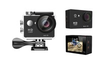2017 Newest Ultra HD 4k Action Camera WIFI Remote Control Fixed Focus 2.0″HD Display Waterproof Sport Camera Digital W9 Series