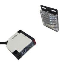 Качественный E3JK-R4M1 фотоэлектрический рефлекторный переключатель AC отзывы от 4 м регулируемый через темное