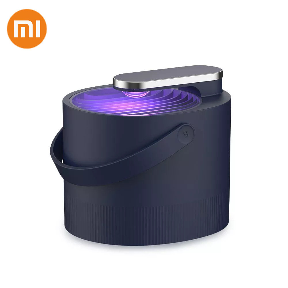 New Xiaomi Mijia Mosquito Killer Lamp USB Electric Photocatalyst Mosquito Repellent Insect Killer Lamp Trap UV Smart Light