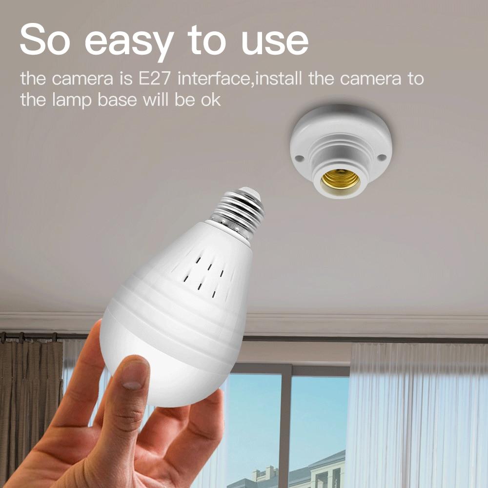 Bulb light camera (17)