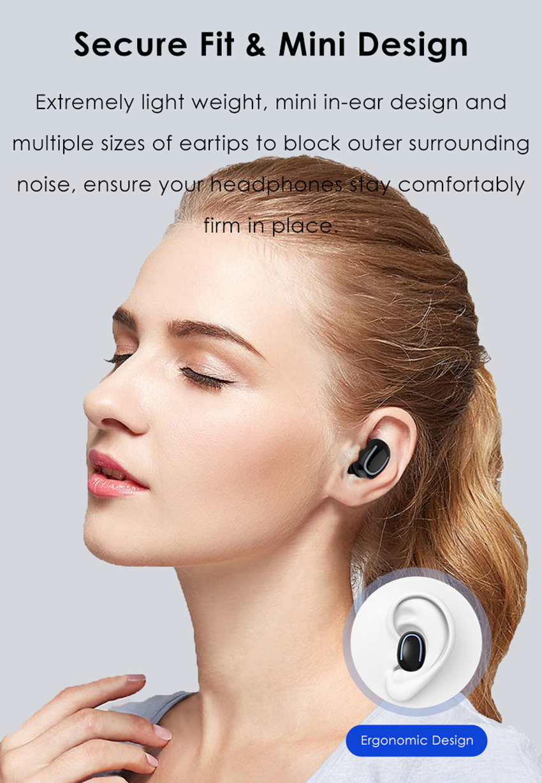 Aimitek Q32 TWS Bluetooth 5.0 Earphones-12
