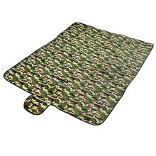 Camouflage Picnic Mat 180*150 cm Waterproof Blanket PE Folding Outdoor Camping For Travel Hiking Euipment