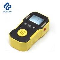 H2S Gas Detector Hydrogen Sulfide Gas Leak Detector Gas Analyzer 3 in 1 Voice Light Shock Alarm System Professional Gas Monitor