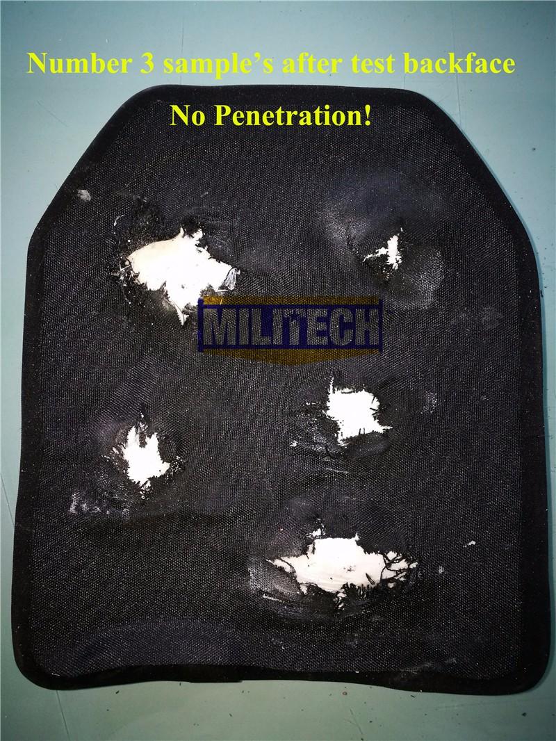 Bulletproof Alumina Panel Inches 16