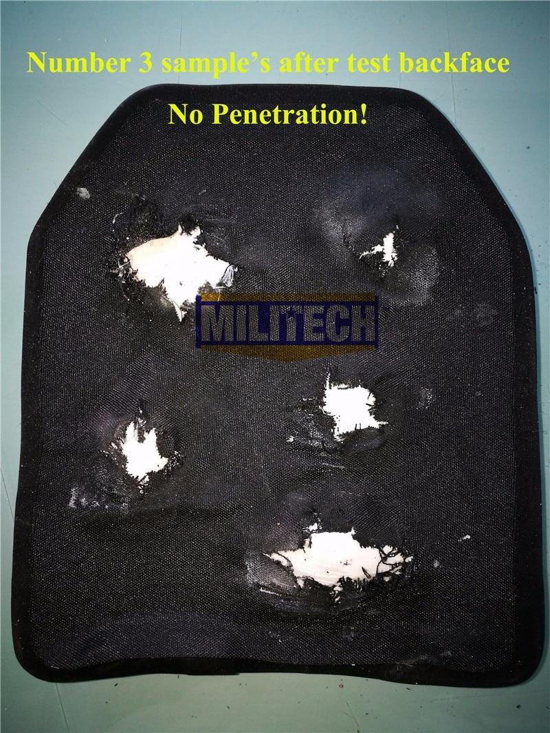 Placa balística painel à prova de balas