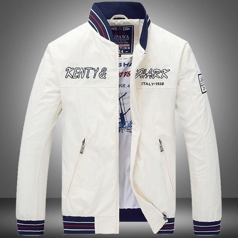 Kenty white Hommes blue Nouveau Stand Et Veste Vêtements 2017 175 Col Black Automne Shark Robe Manteau Marque m8n0PNvOyw