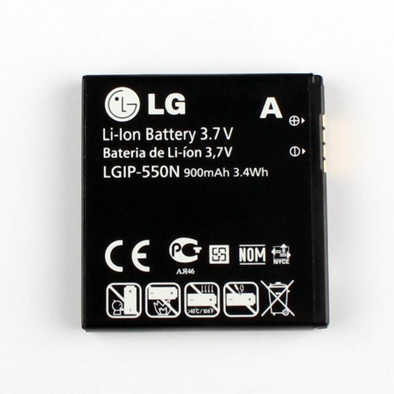 NEW Original LG LGIP-550N Battery for LG KV700 S310 GD510 GD880 mini