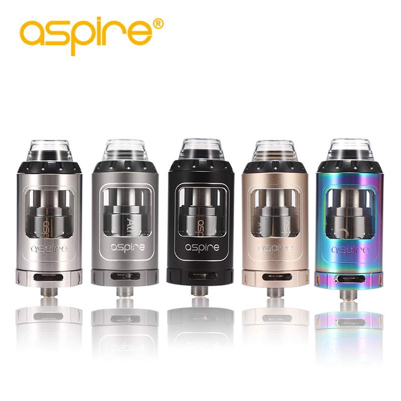 E-Cigarettes Aspire Athos Tank Atomizer with A3 A5 Coil Fit Electronic Cigarette Speeder 200W Box Mod Vape Tank e cigarette