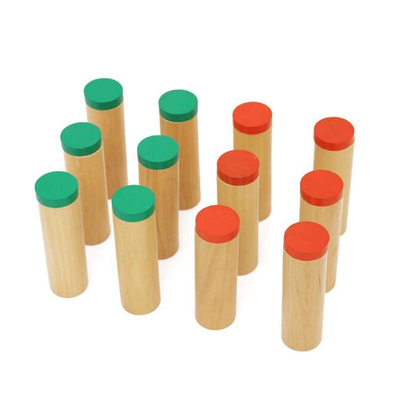 Baby Toy Montessori Cajas de Sonido para Educación Infantil - Educación y entrenamiento - foto 4