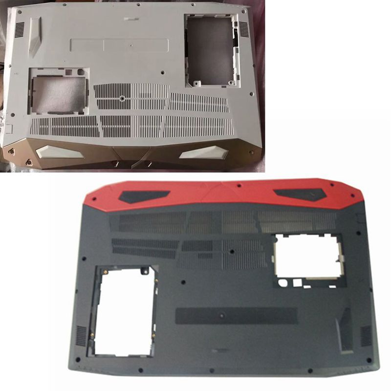 GZEELE new laptop lower case for Acer Predator Nitro 5 AN515 42 AN515 51 AN515 53