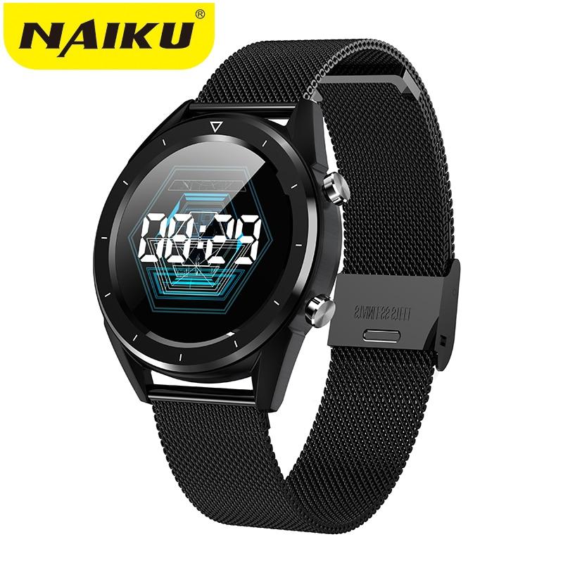 Newwear Smart Watch OLED Color Screen Smart Electronics Smartwatch Fashion Fitness Tracker Heart Rate Bluetooth Men Man Women