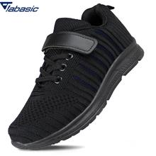 Jabasic Boys Girls Sneakers Children School Sport Trainers Baby Toddler Little Big Kids  Shoes For