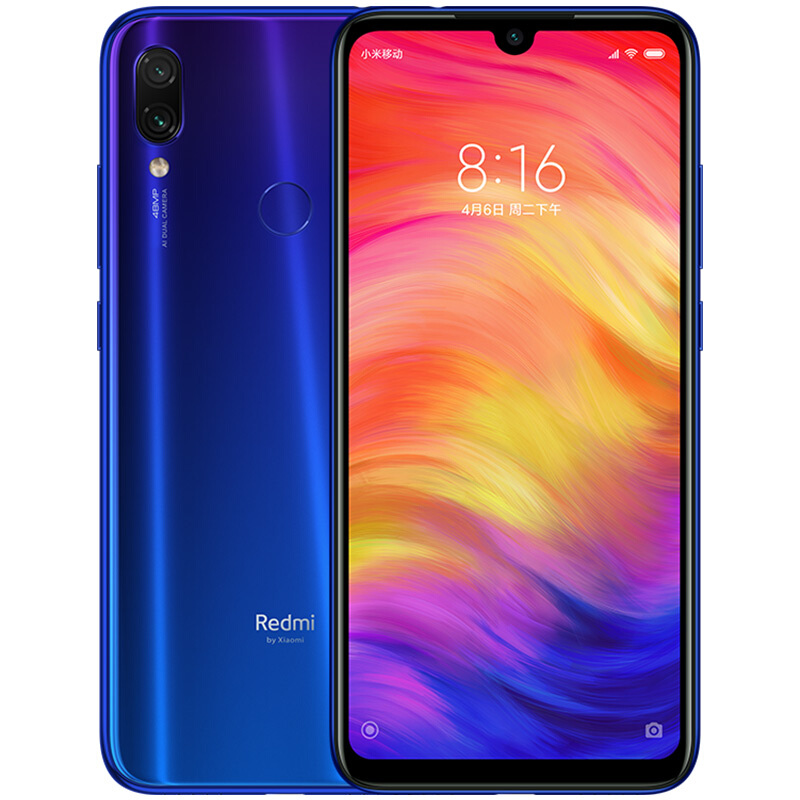 "Image 3 - Global Version xiaomi Redmi Note 7 3GB RAM 32GB ROM cellphone Snapdragon 660 Octa Core 6.3"" 19.5:9 Full Screen 48MP Dual Camera-in Cellphones from Cellphones & Telecommunications"