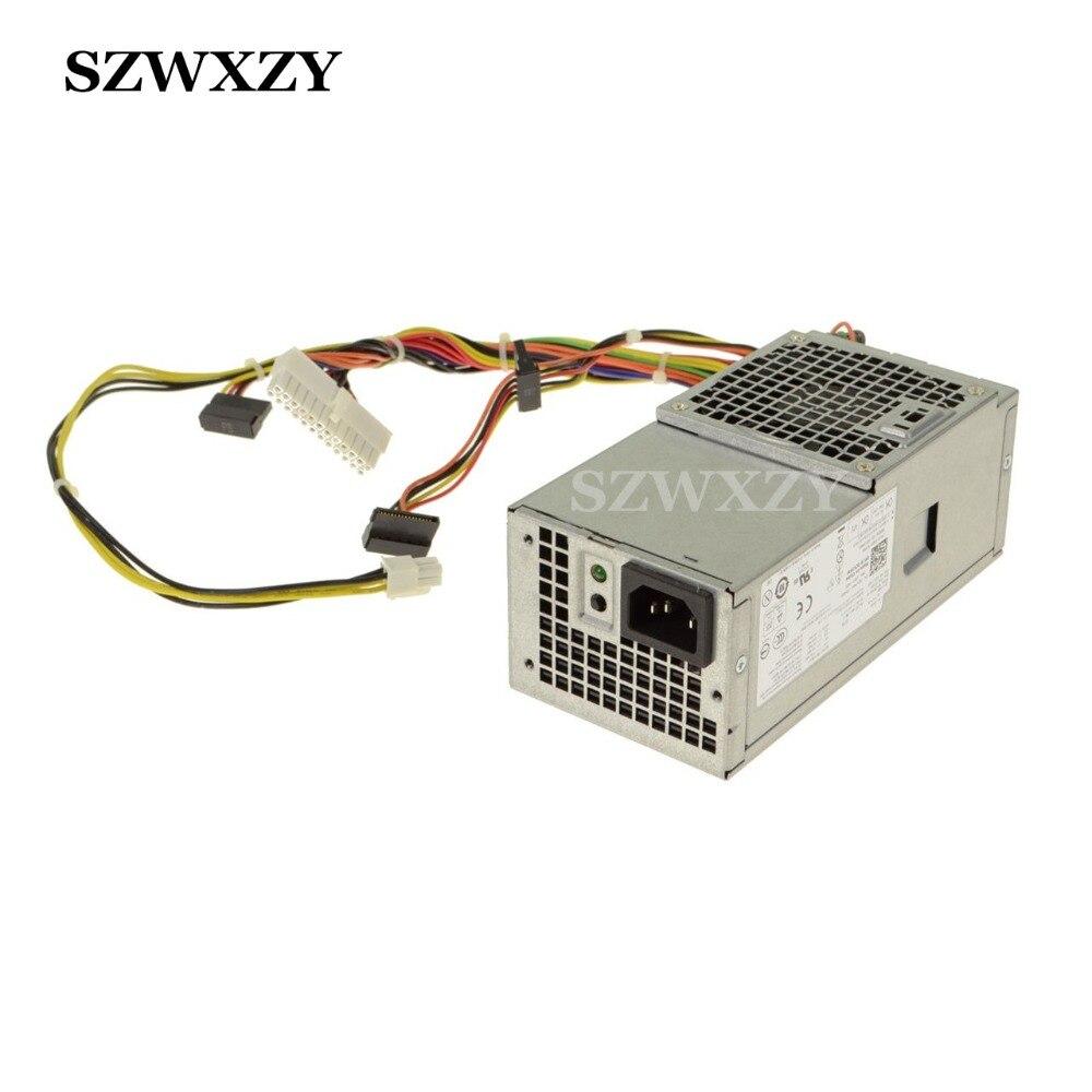For DELL OPX 390 790 990 7010 9010 X3KJ8 FOR Vostro 220s CVJ4W 0CVJ4W 250w Desktop