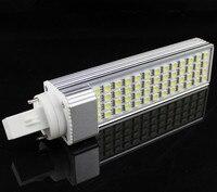 Бесплатная доставка ce и rohs 13 Вт G24/E27 затемнения 5050 SMD 52smd свет мозоли E27 лампа Cool | теплый белый 85 В-265 В для украшения дома