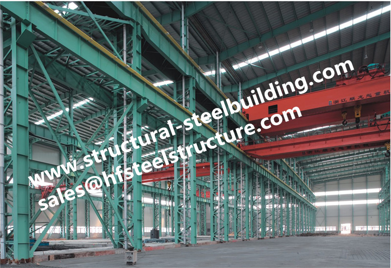 FASECbuildings Electric Overhead Bridge Crane Monorail For Workshop&Steel Building
