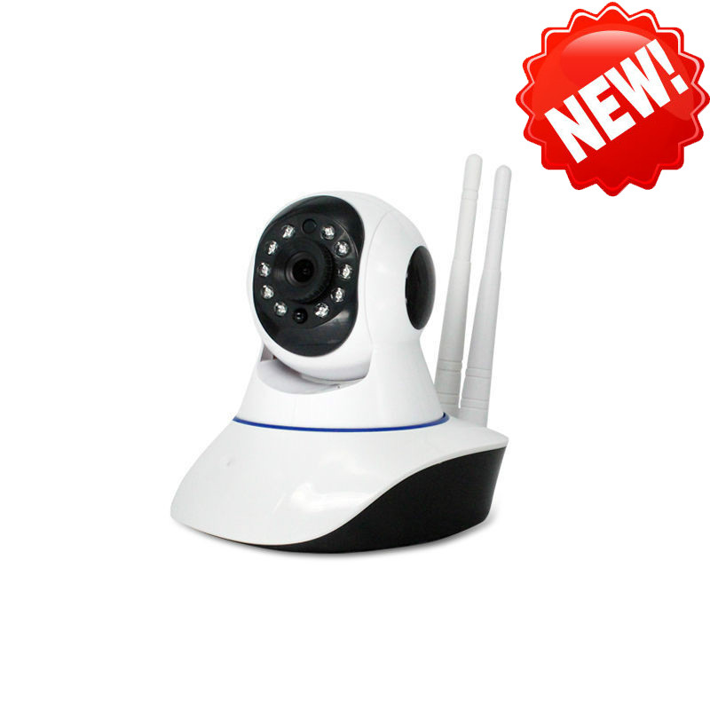 JCWHCAM Pan Tilt Wireless IP Camera Wifi 720P 960P HD CCTV Camera Home P2P Security Surveillance 64GB SD Card Supports jcwhcam pan tilt wireless ip camera wifi 720p hd cctv camera home p2p security surveillance two way audio 64gb sd card