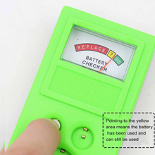 Button battery power tester Electronic measuring device Repair tool battery measuring meter Electronic measuring instrument prepaid for household flow measuring instrument diaphragm smart gas meter g4s for left input