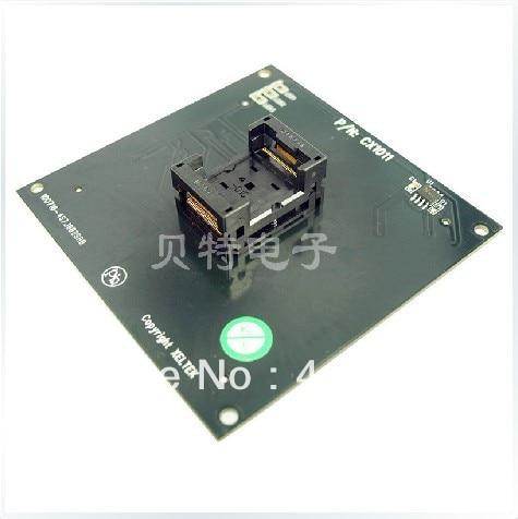 SUPERPRO5000/5000E special CX1011 test socket adapter TSOP56 burn sirte superpro5000 private bga56 burning cx5032 adapter test