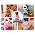 Cuidado del bebé De Seguridad Del Bebé Niño Pad Protección de La Cabeza de Cama Almohadas Reposacabezas Almohada Cuello Alas de Resistencia A Caídas De Enfermería Cojín