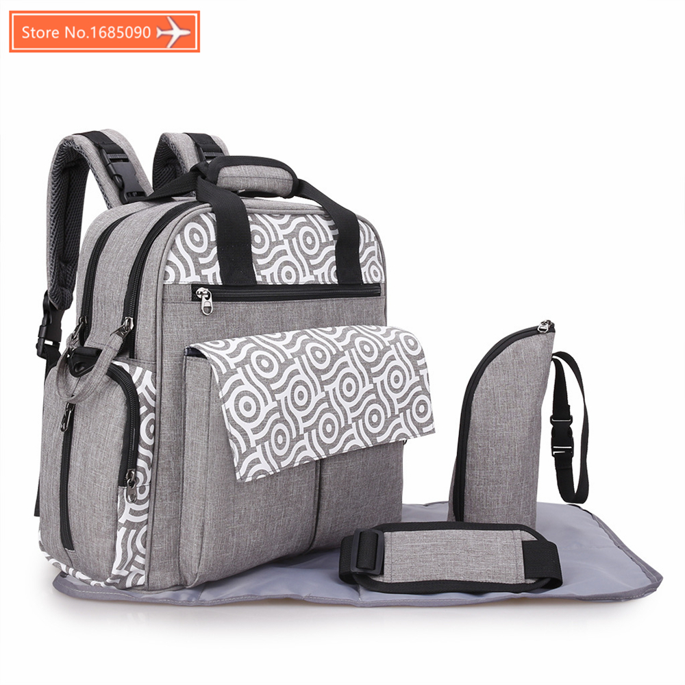 Baby Diaper Bag Fashion Mummy Maternity Nappy Bag Brand Baby Travel Backpack Diaper Organizer Nursing Bag For Baby Stroller baby diaper bag fashion mummy maternity nappy bag brand baby travel backpack diaper organizer nursing bag for baby stroller