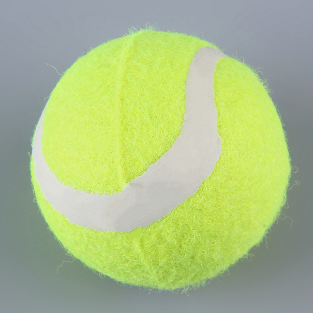 6 5cm 2 5 quot Big Giant Pet Dog Tennis Ball Petsport Thrower Chucker Launcher Play Toy in Tennis Balls from Sports amp Entertainment