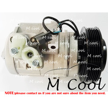 10S20C AC Compressor For Honda Odyssey 2.4L 2004 2005 2006 38810-PGM-003 4472203694 38810PGM003 4471706754 4472203692