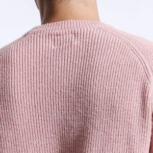 Image 5 - SIMWOOD ใหม่ยี่ห้อเสื้อกันหนาวผู้ชาย 2019 ฤดูใบไม้ร่วงฤดูหนาวแฟชั่นถักเสื้อกันหนาวเสื้อกันหนาว CASHMERE คุณภาพสูง 180369