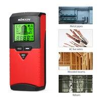 KKMOON 2 In 1 Metal Detector Sale Wall Stud Finder And Level Gauge Wood Ac Wires Wall Detector Wiring Digital Metal Detectors