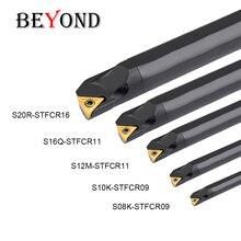 OYYU 5 шт./лот STFCR токарный станок токарный инструмент держатель расточные стержни вставка для полуотделки S08K/S10K/S12M/S16Q/S20R STFCR09 STFCR11