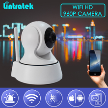 hot deal buy lintratek video surveillance camera 960p wifi onvif wifi ip camera home security mini cctv camera wireless baby monitor
