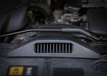 Yimaautotrims интерьер для Mazda CX-5 2017 2018 Пластик двигателя склад Кондиционер переменного тока на входе Защитная Крышка отделкой цельнокроеное платье