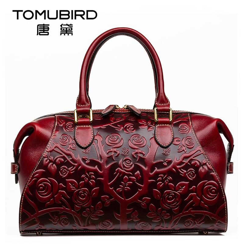 Famous brand top quality dermis women bag Fashion handbags Originality embossed shoulder messenger bag Boston bag famous brand top quality dermis women bag 2016 new tassel handbag leisure shoulder messenger bag