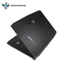 "Machenike T58-Tix игровой ноутбук 15.6 ""FHD Экран Ноутбуки i7-7700HQ GTX1050Ti 4 г видео Оперативная память RGB Подсветка клавиатуры 4 г Оперативная Память 500 г HHD"