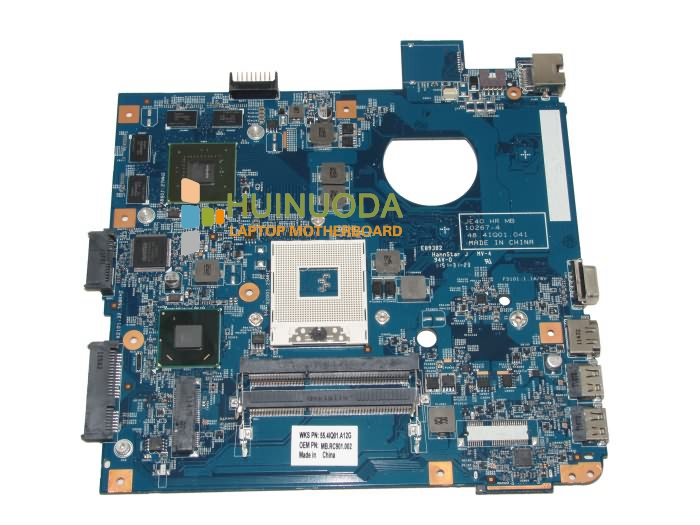 laptop motherboard For ACER aspire 4750G MBRC901002 48.4IQ01.031 HM65 nvidia GeForce Mainboard MB.RC901.002
