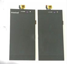 Новый оригинальный смартфон для Vertex Impress мозговой штурм ЖК-дисплей Дисплей с Сенсорный экран планшета Ассамблеи Замена с Инструменты